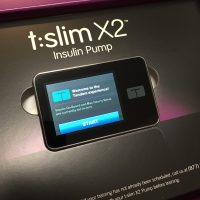 First Week with my Tandem t:slim X2 Insulin Pump
