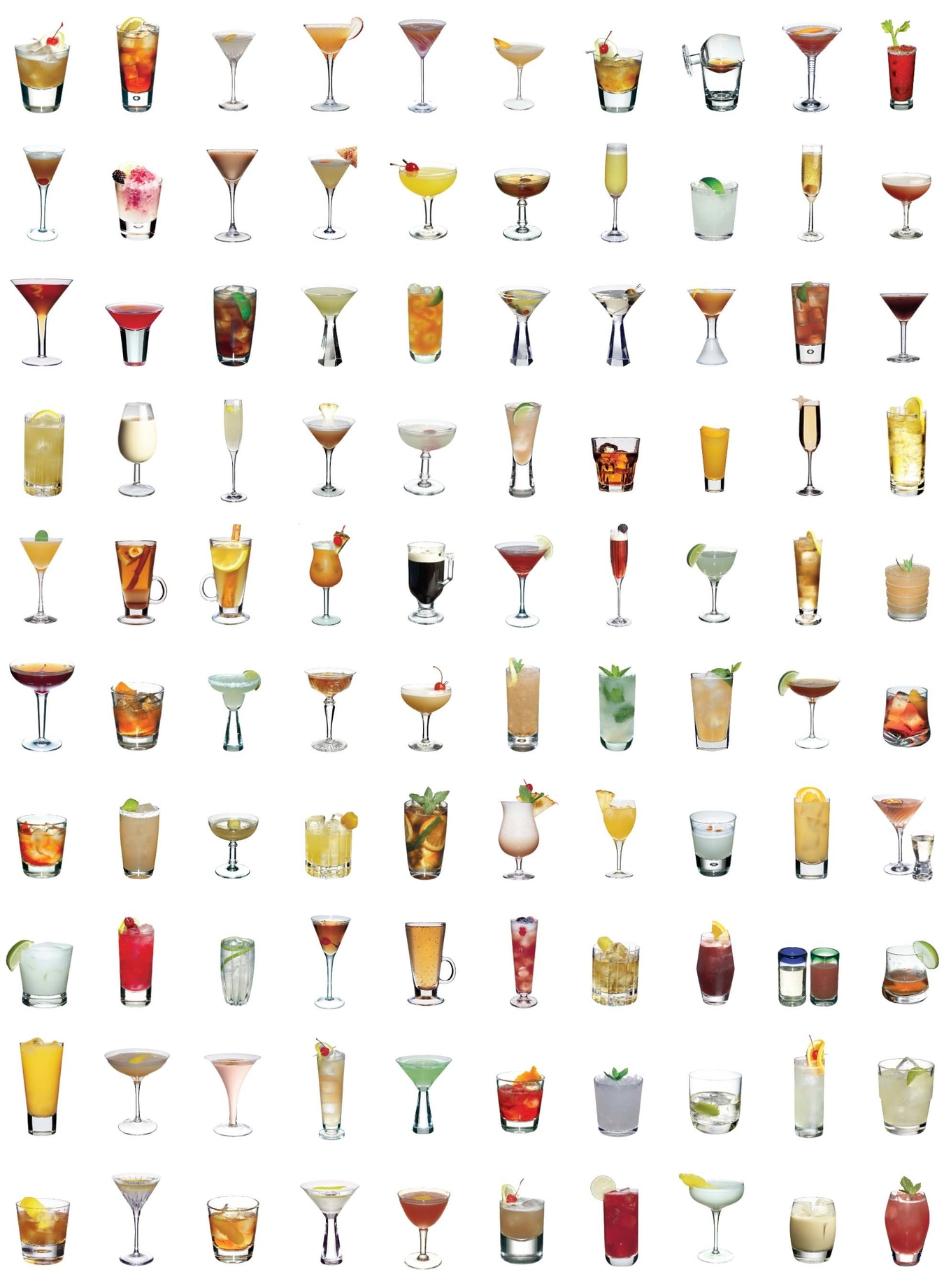 Cocktail Liste World S Top 100 Cocktails