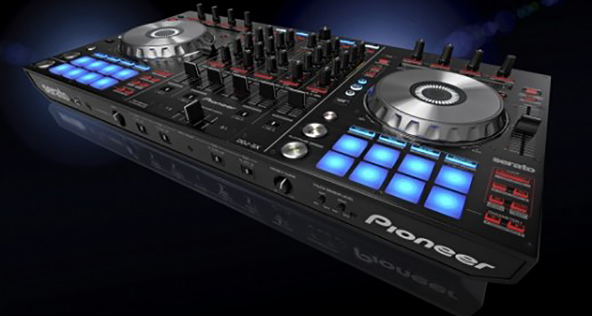 Pioneer Car Audio Wallpapers Pioneer Ddj Sx First Controller For Serato Dj