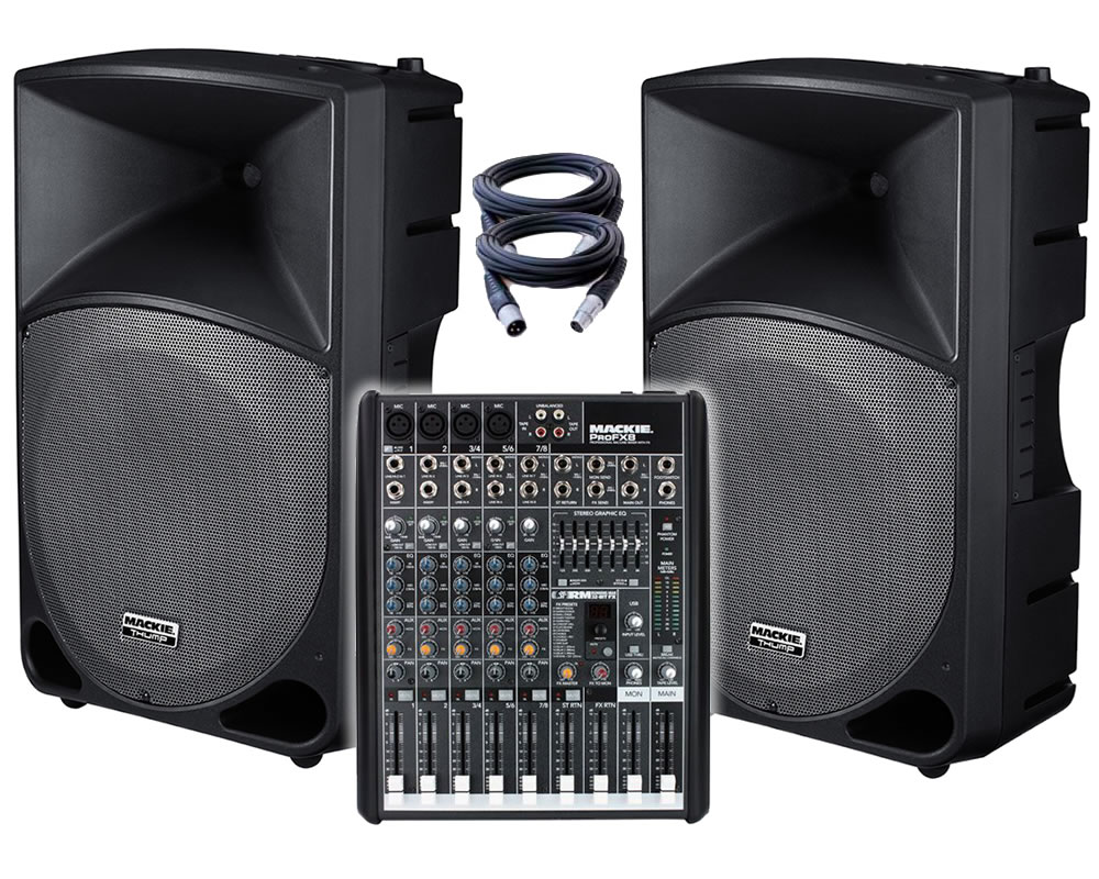 Speaker Equipment Beginner S Guide To Pa Systems Part 1 Basics Digital Dj Tips