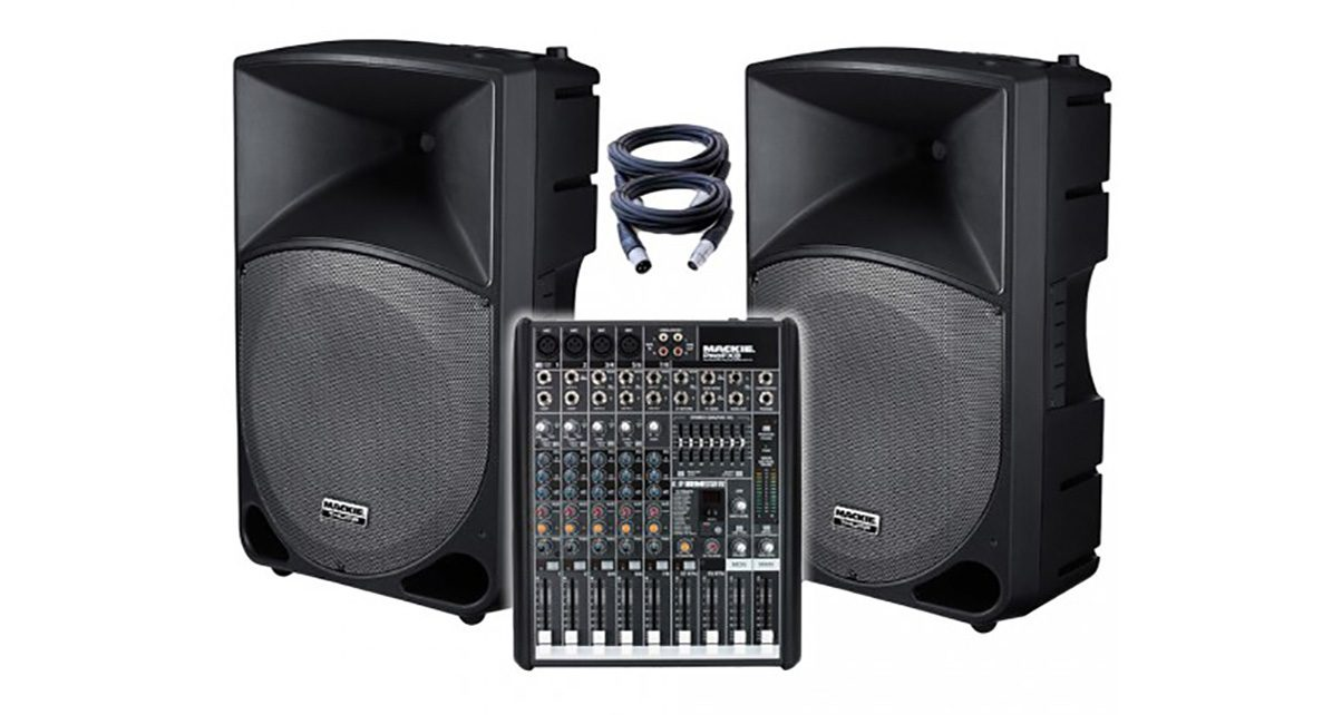 Beginner\u0027s Guide To PA Systems, Part 1 Basics - Digital DJ Tips