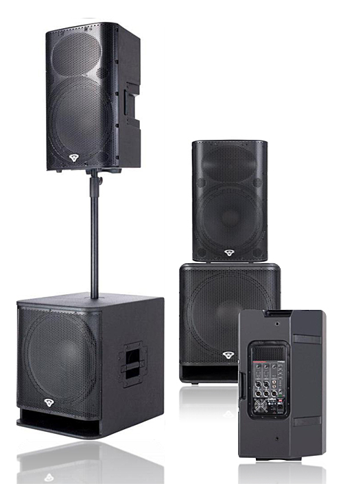 Beginner\u0027s Guide To PA Systems, Part 3 Amps  Speakers