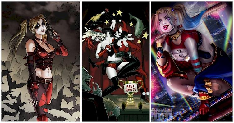 Poets Of The Fall Daze Wallpaper 5 Examples Of Harley Quinn Fan Art Altitude Mom