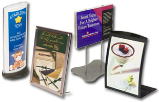 Sign Holders For Sale Countertop Floor Frames For Ads