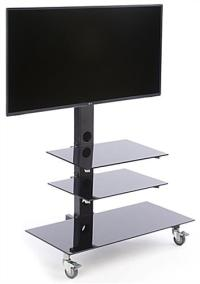 TV Stand with Mount for 65 Inch TVs | For LCD Screens
