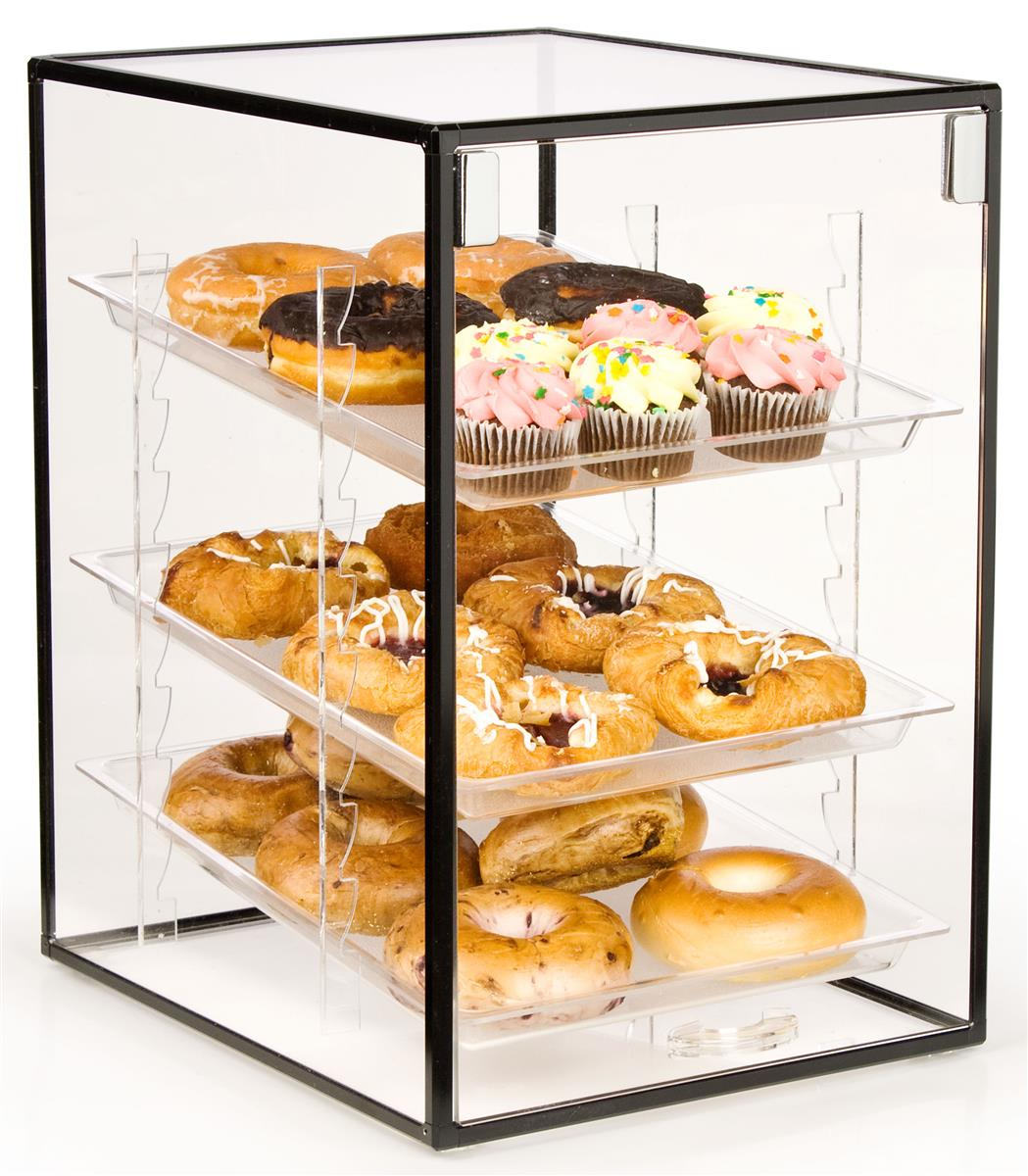 Countertop Bakery Case Countertop Bakery Display Case Hinged Door Display