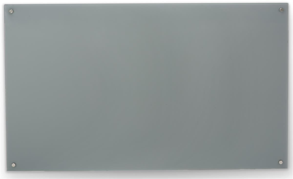 Tv Board Glas 60 X 36 Write On Board For Wall Tempered Glass Frameless Gray