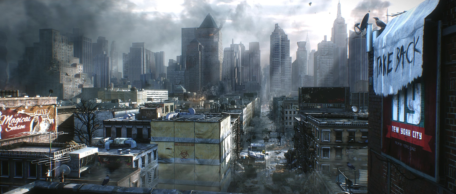 Real Hd Wallpapers 1080p Artworks Galleries The Division Zone