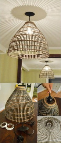 100 DIY Pendant Light Projects to Make Your Home ...
