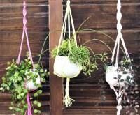 Macrame Plant Hanger - 100 Best Macrame Ideas for Hanging ...