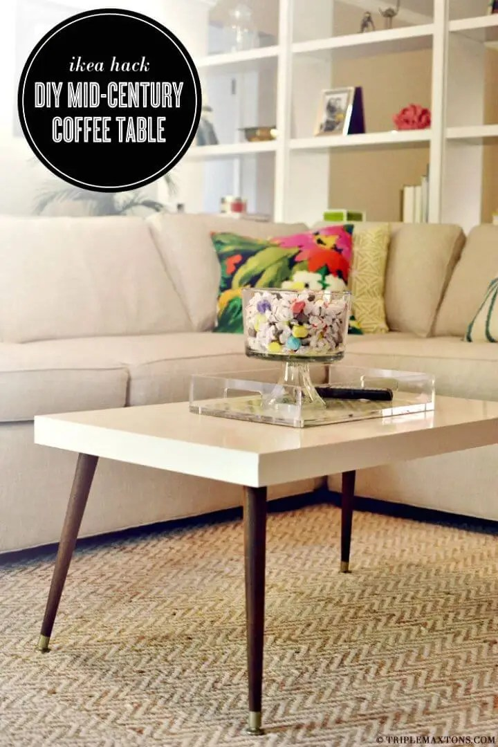75 DIY Table Makeover Ideas to Upgrade Your Tables