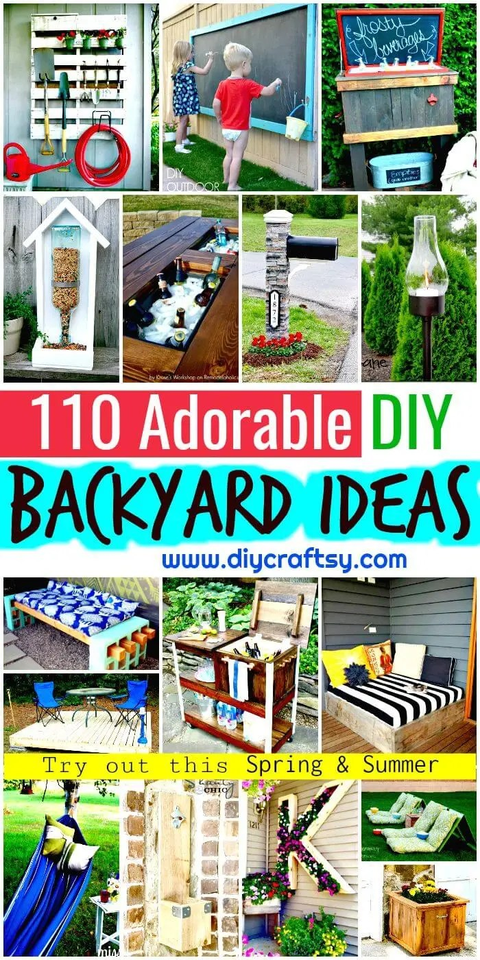 Fullsize Of Backyard Projects Ideas