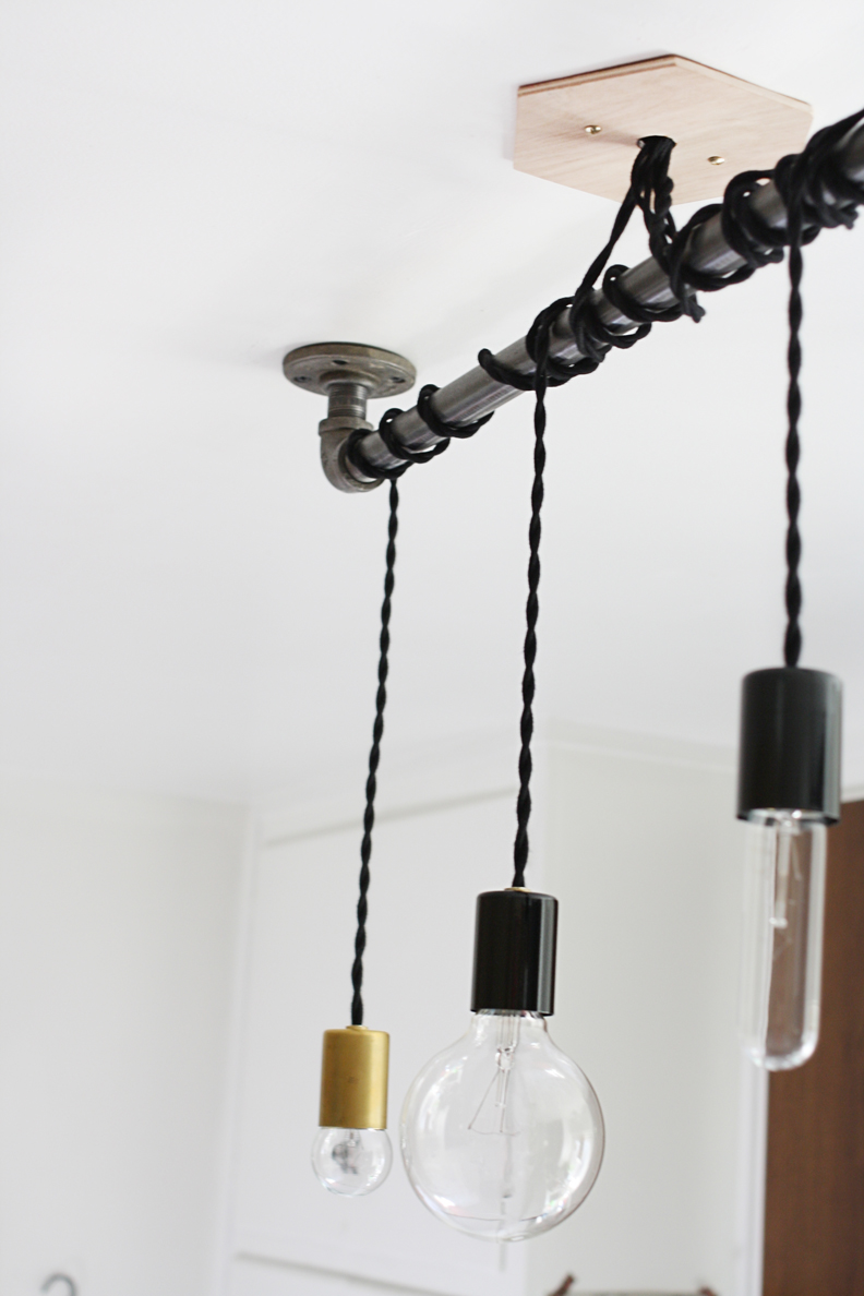 Luminaire Suspendu Salon 25 Wonderful Things You Can Make With Pipe!