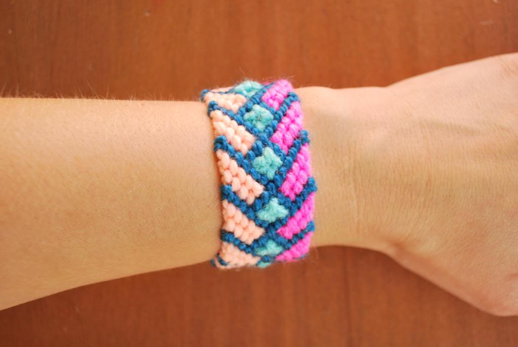 25 Colorful Diy Bracelets That Will Brighten Your Day