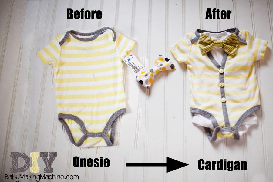 DIY Baby Onesies for Your Little ones - onesies designs