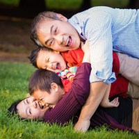 50 Family Photoshoot Ideas To Try Out This Weekend!