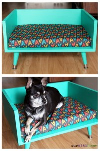 19 Wooden Dog Beds To Create For Your Furry, Four-Legged ...