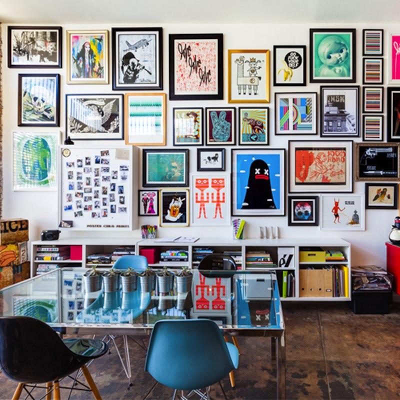 DIY Pop Art Inspired Home Decor