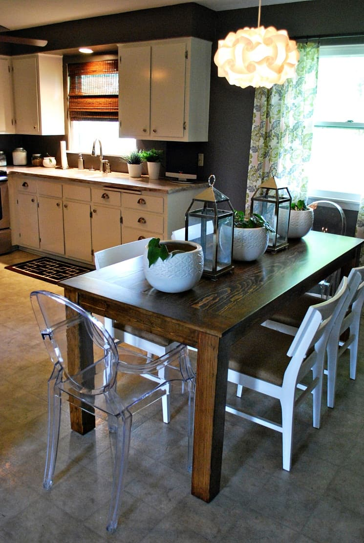 Dining Diy Table Wooden Diy Any Se Small Room Tables Your Home Small Tables Ikea Small Table Decor houzz 01 Small Dining Table