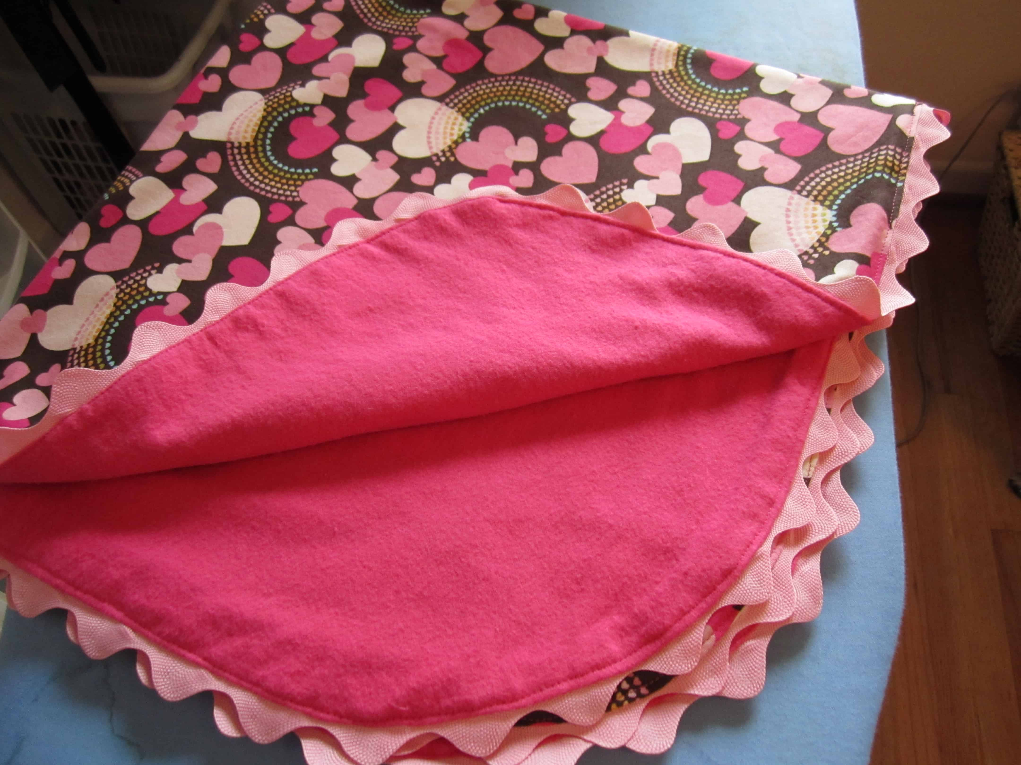 How To Make A Baby Blanket Cozy Diy Blanket Patterns That Will Keep Baby Warm On