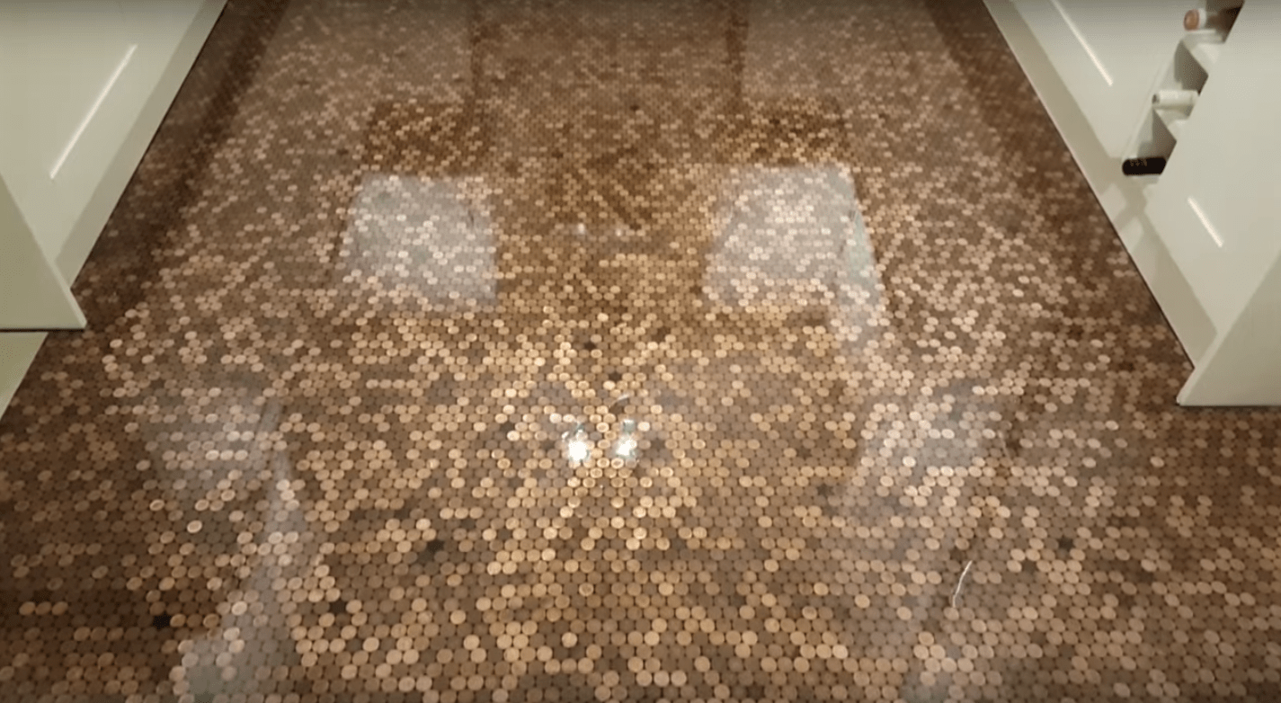 The UK Penny Floor Project