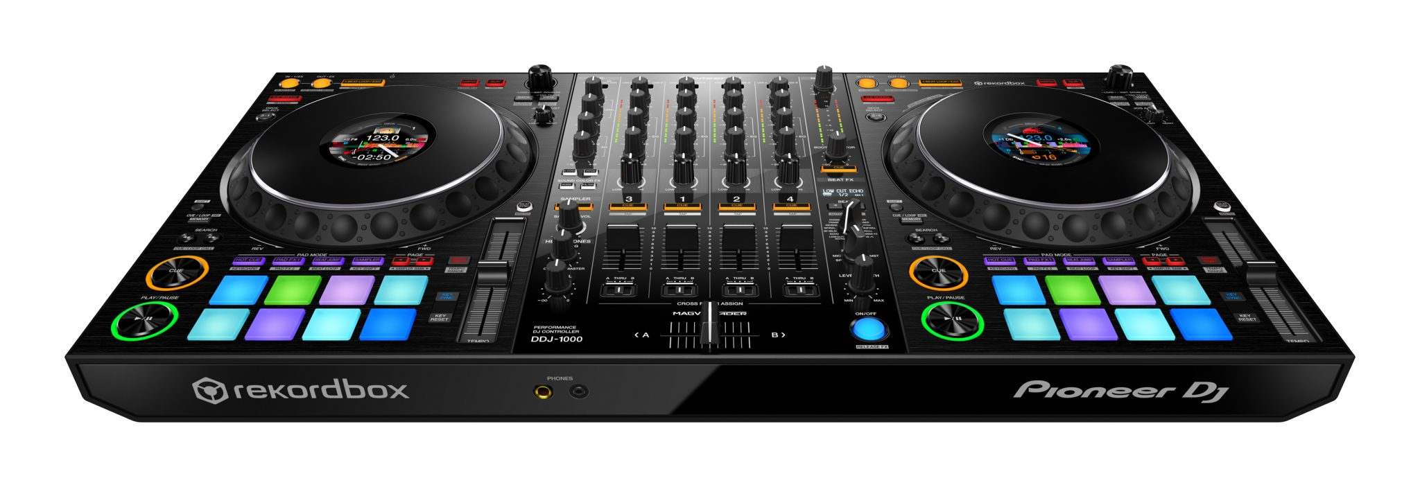 Namm 2018 Pioneer Dj Releases The Ddj Auto Electrical Wiring Diagram 1000