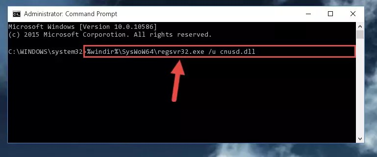 Download Cnusddll for Windows 10, 81, 8, 7, Vista and XP - cnusd