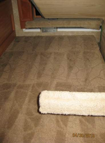 Rv Carpet And Upholstery Dyeing A Low Cost Alternative
