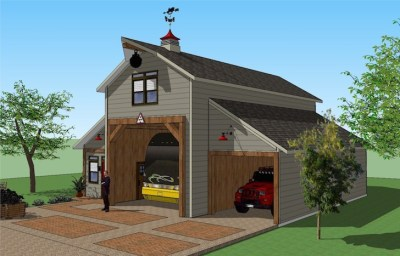 You'll Love This RV Port Home Design. It's Simply Spectacular.