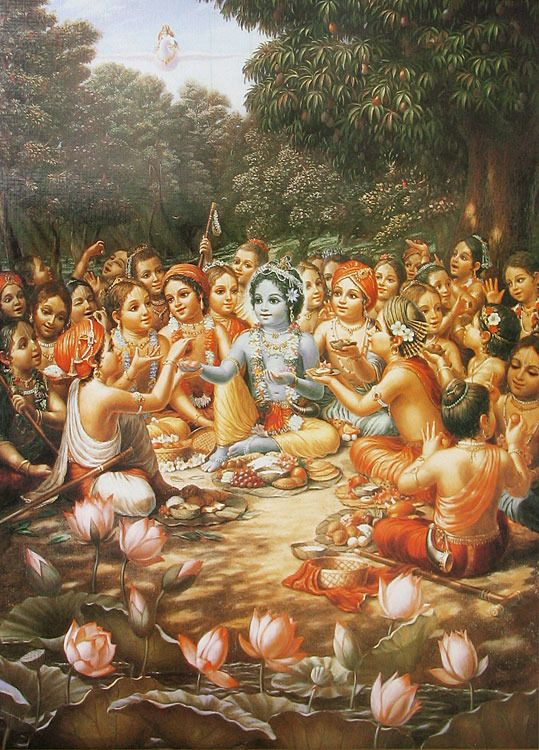 Xxl Xxxl Krishna With Gopis