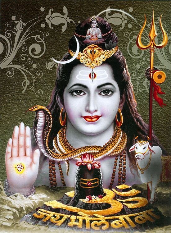 Lord Shiva Lingam Wallpapers 3d Lord Shiva Poster