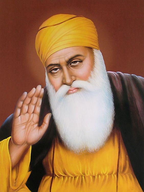 Guru Nanak Hd Wallpaper Guru Nanak