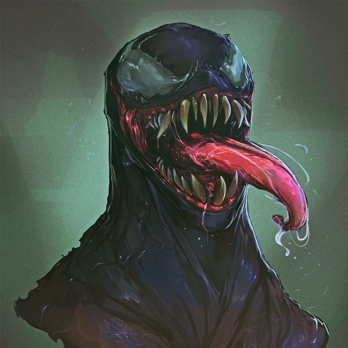 Arte Final English Venom 2018 Domestika