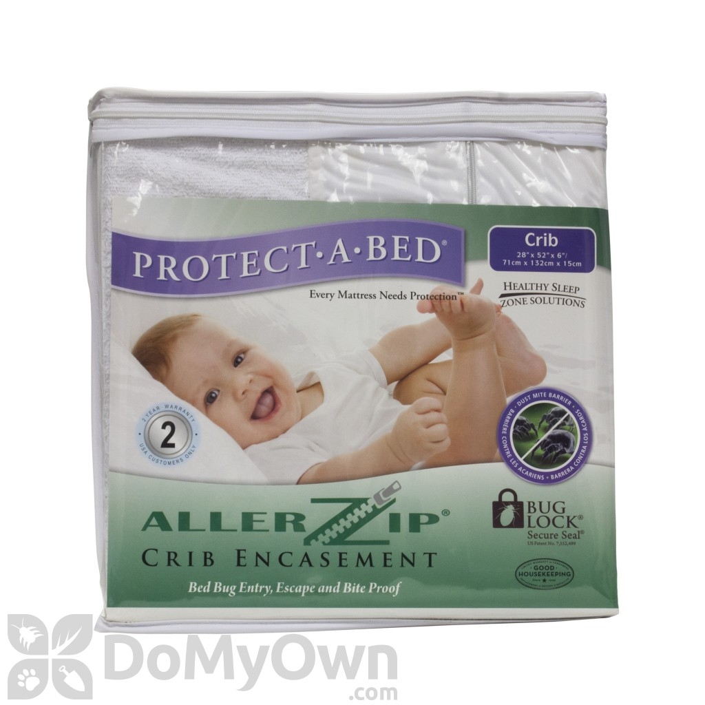 Bed Bug Proof Cover Protect A Bed Baby Crib Cover