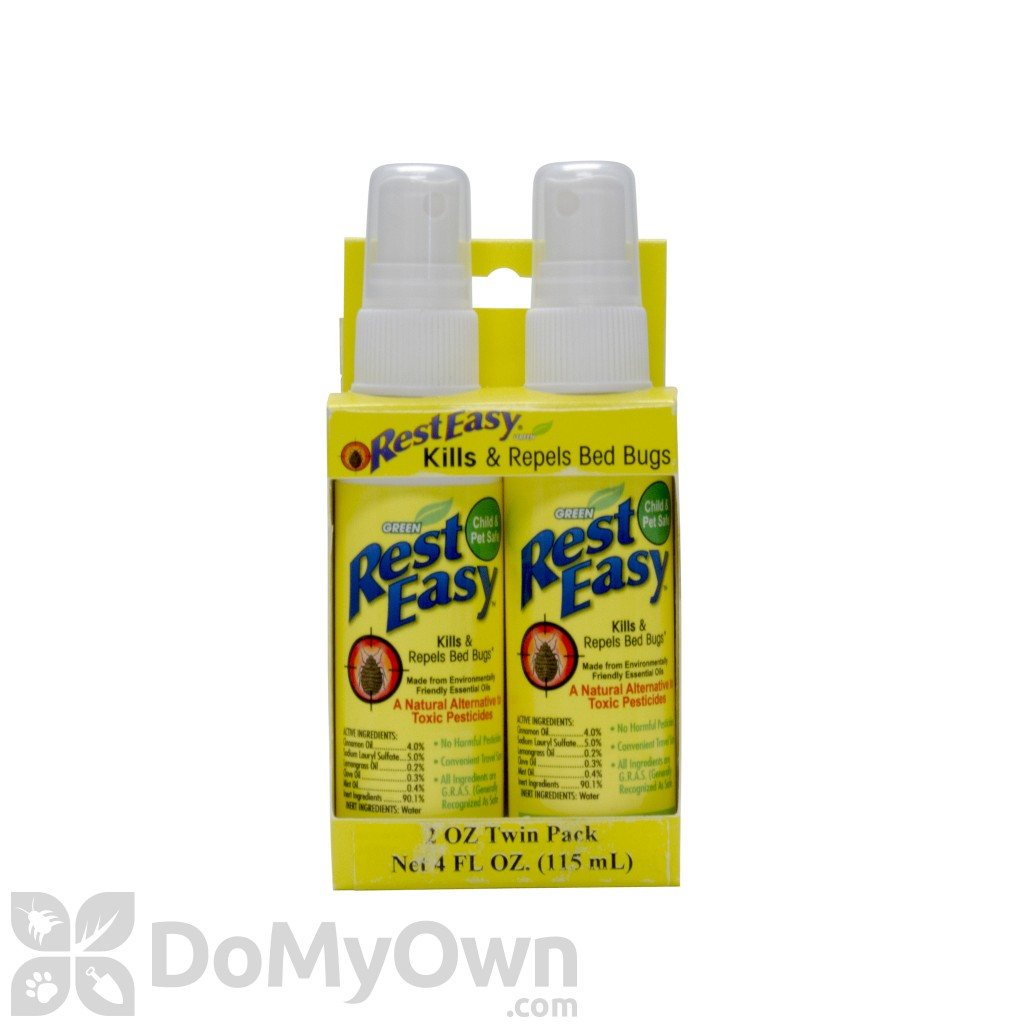 Sprays For Bed Bugs Rest Easy Bed Bug Spray