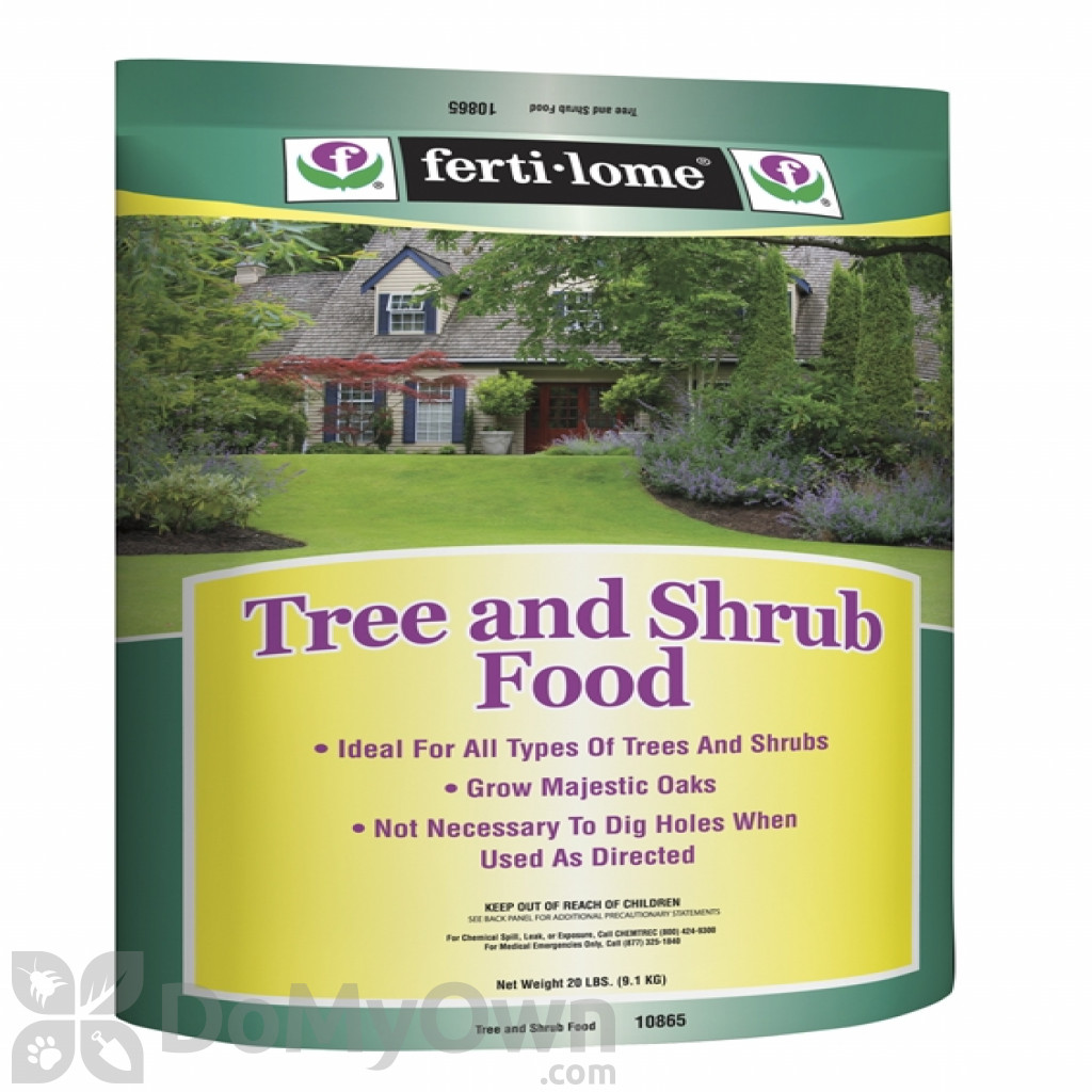 Trees And Shrubs Ferti Lome Tree And Shrub Food 19 8 10