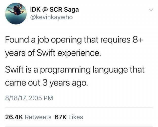 dopl3r - Memes - iDK @ SCR Saga @kevinkaywho Found a job opening