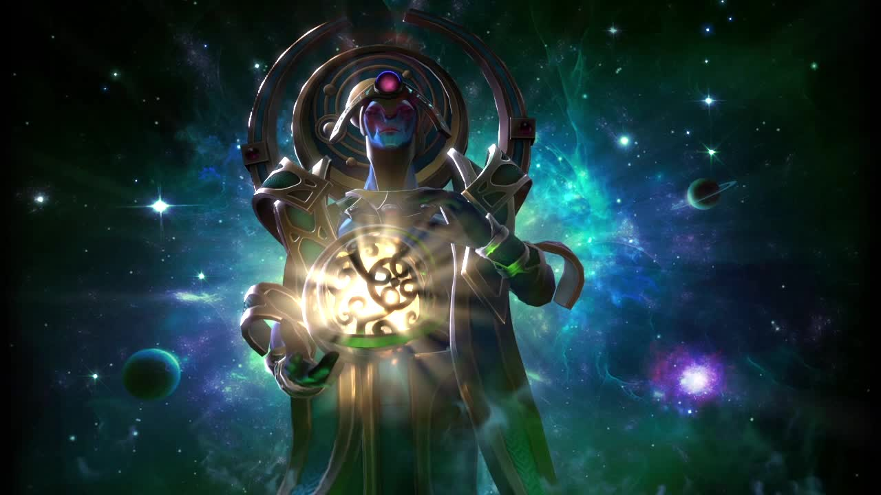 Gnome Animated Wallpaper Dota 2 Foreseer S Contract Update