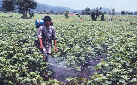 Farmers in tech trap