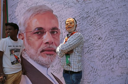 How has the Narendra Modi-led NDA government performed?