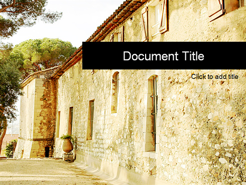 1741 - PowerPoint - Misc - PowerPoint Templates - DreamTemplate - history powerpoint template