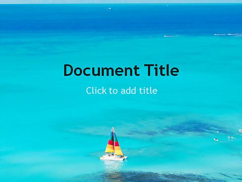 1639 - PowerPoint - Wildlife  Nature - PowerPoint Templates