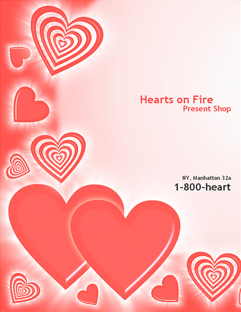 Love Templates free love hearts and couples powerpoint templates - love templates