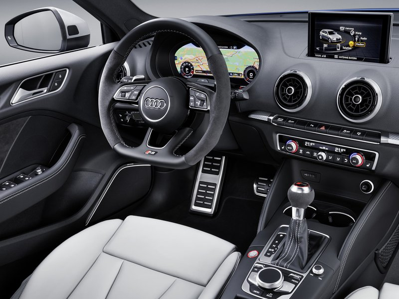 Honda Civic 10 Interieur New Audi Rs3 Sportback Car Configurator And Price List 2019