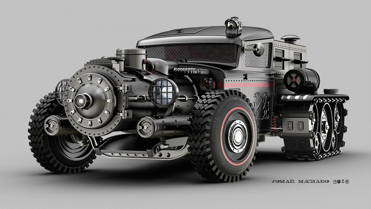 Mighty Car Mods Wallpaper These Post Apocalyptic Cars Are Amazingly Badass