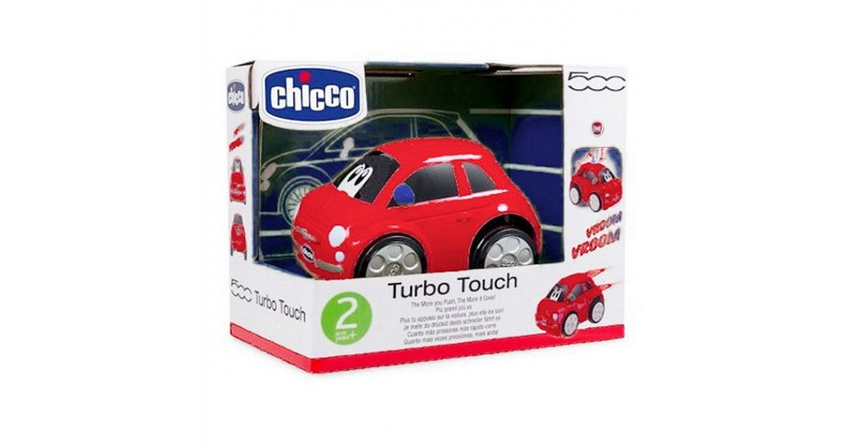 Chicco Baby Wipes Review Chicco Turbo Touch Fiat 500 Car Red Chicco Toys