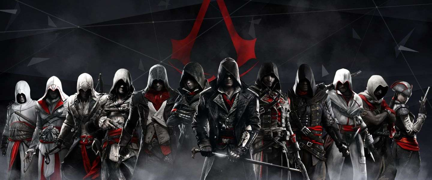 Hd Wallpapers Assassins Creed Nieuwe Assassin S Creed Pas In 2017