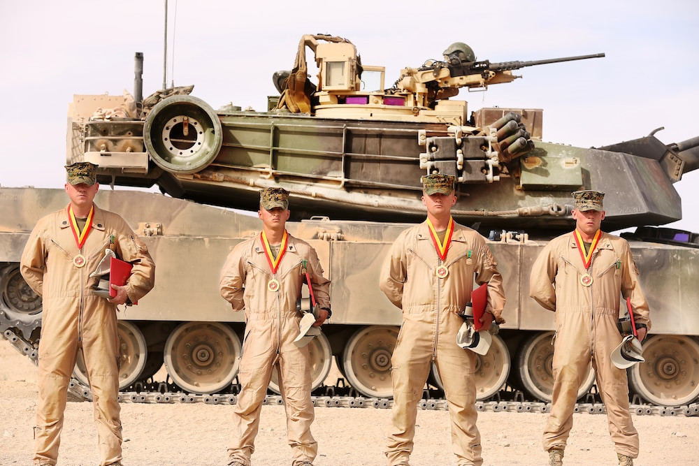 DVIDS - News - 1st Tanks wins Corps-wide competition