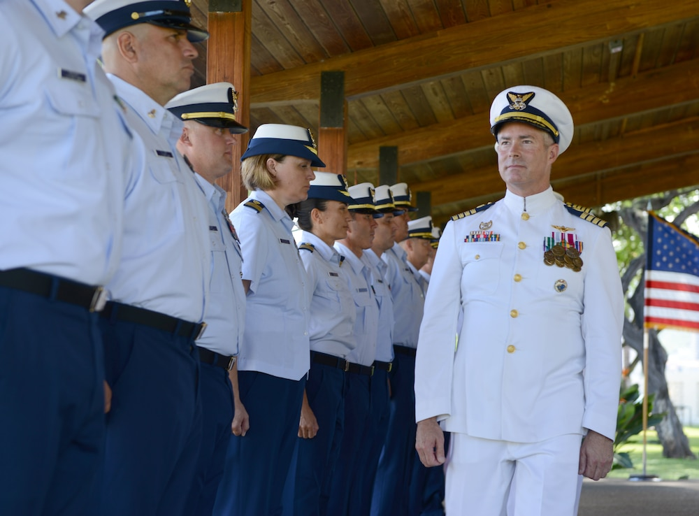 DVIDS - News - Coast Guard Reserve Unit Pacific Command welcomes new