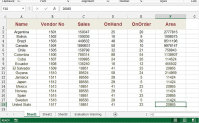 How to merge several Excel worksheets into a single Excel ...